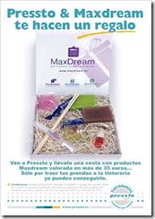 cartel promo max-pressto